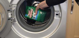 Как в домашних условиях очистить стиральную машину от накипи