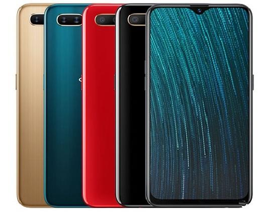 бюджетный смартфон OPPO A5s