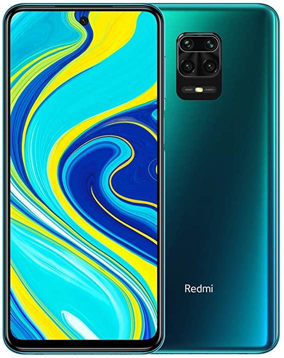 бюджетный смартфон Redmi Note 9S