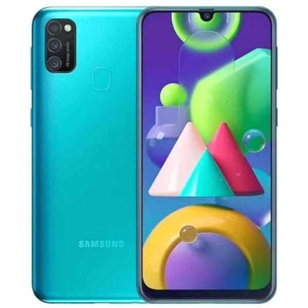 бюджетный смартфон Samsung Galaxy M21