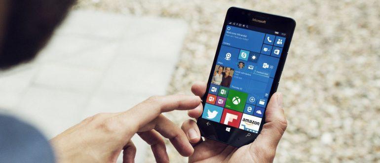 Лучшие смартфоны Microsoft Lumia 2018