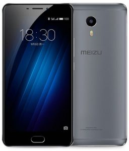 Игровой смартфон Meizu M3 Max 64G