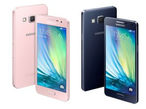 Смартфон для женщин Samsung Galaxy A3 (2016)
