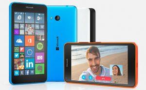 Смартфоны компании Microsoft Lumia 640 3G Dual Sim