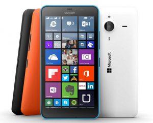 Смартфоны компании Microsoft Lumia 640 XL 3G Dual Sim