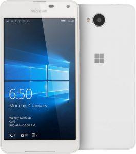 Смартфоны компании Microsoft Lumia 650