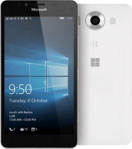 Смартфоны компании Microsoft Lumia 950 Dual Sim