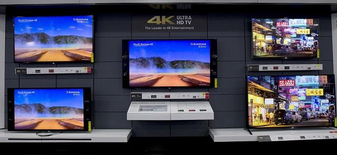 выбор производителя телевизоров