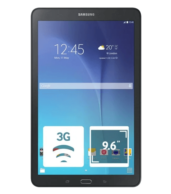 Samsung Galaxy Tab E 9.6 SM-T561N 8Gb до 10