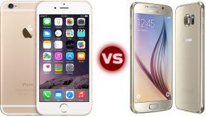 Что выбрать Айфон или Самсунг
