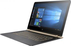 Ноутбук 13 дюймов HP Spectre 13 v000