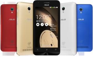 Смартфоны фирмы ASUS