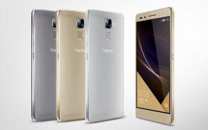 Смартфоны фирмы HUAWEI