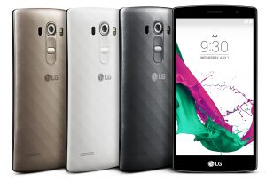 Смартфоны фирмы LG
