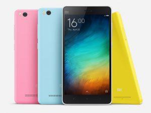 Смартфоны фирмы Xiaomi