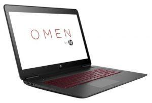 ноутбук HP OMEN 17-w000