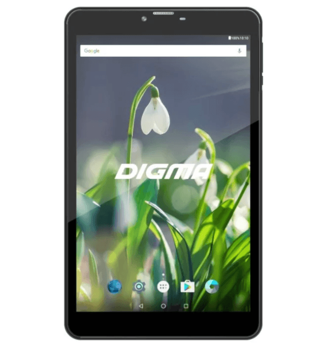 DigmaPlane 8522 3G с сим картой