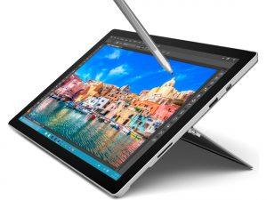 Планшет Виндовс Microsoft Surface Pro 4 i5 4Gb 128Gb