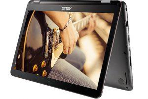 Сенсорный ноутбук ASUS VivoBook Flip TP501UA