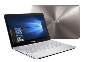 Сенсорный ноутбук ASUS VivoBook Pro N752VX