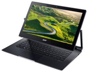 Сенсорный ноутбук Acer ASPIRE R7-372T-553E
