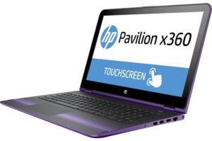 Сенсорный ноутбук HP PAVILION 15-bk006ur x360