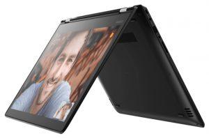 Сенсорный ноутбук Lenovo Yoga 510 15