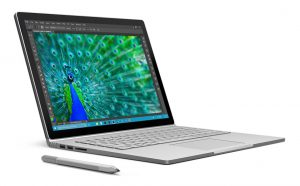 Сенсорный ноутбук Microsoft Surface Book