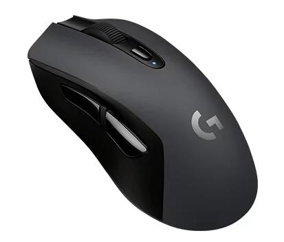 Logitech G G603 lightspeed Black-Grey USB 2019