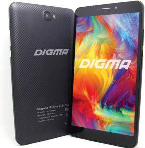 Планшет с хорошим экраном Digma Plane 7.6 3G