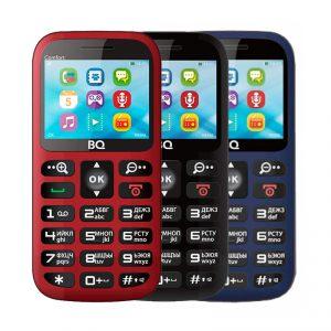 Телефон для пенсионеров BQ Mobile BQM-2300 Comfort
