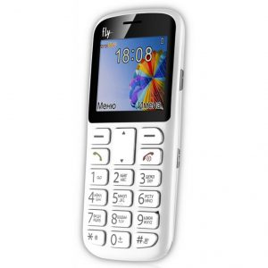 Телефон для пенсионеров Fly Ezzy8