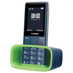 Телефон для пенсионеров Philips Xenium E311
