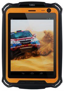 Защищённый планшет Torex PAD2