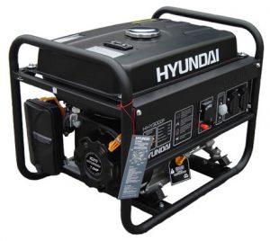 Бензогенераторы Hyundai HHY3000FE