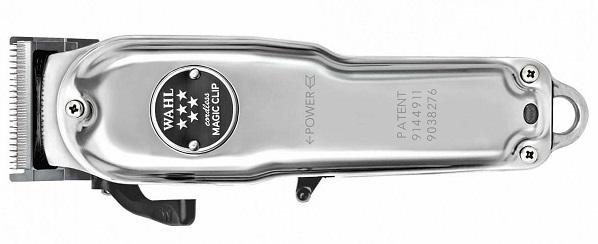 профессиональные машинки для стрижки волос Wahl Magic Clip Cordless Metal Edition 8509-016