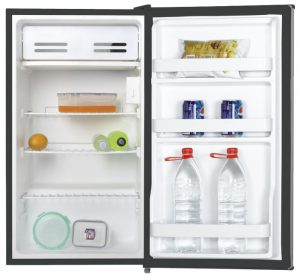 Холодильник для дачи Shivaki SHRF-106CHS