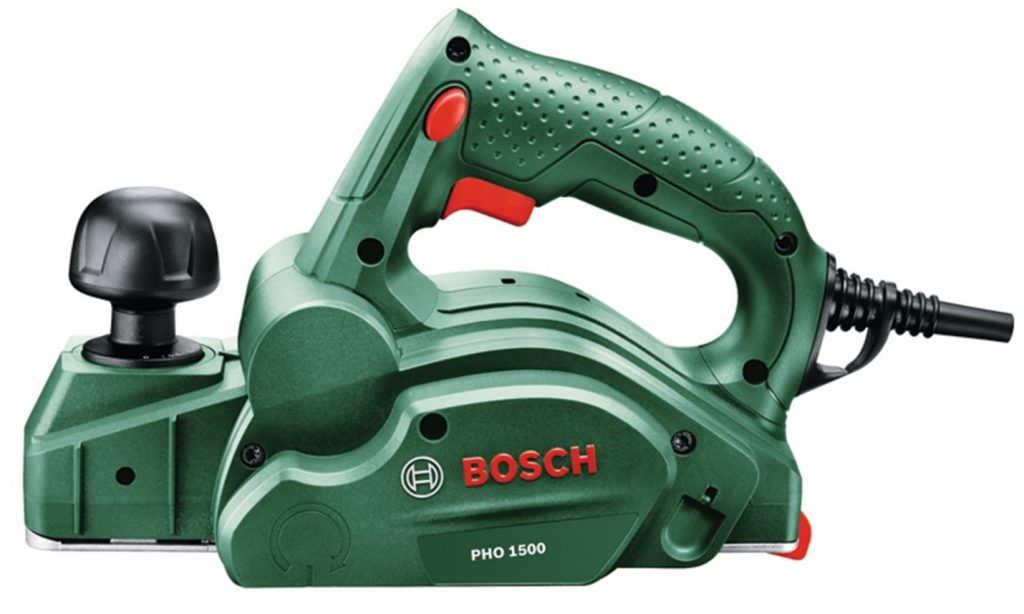 Компактный электрорубанок Bosch PHO 1500
