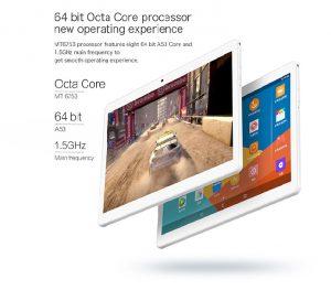 производительность Тексласт 98 Octa Core Dual 4G Phablet