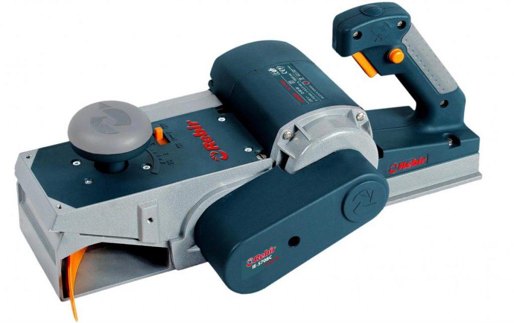 Профессиональный электрорубанок Rebir IE-5708R