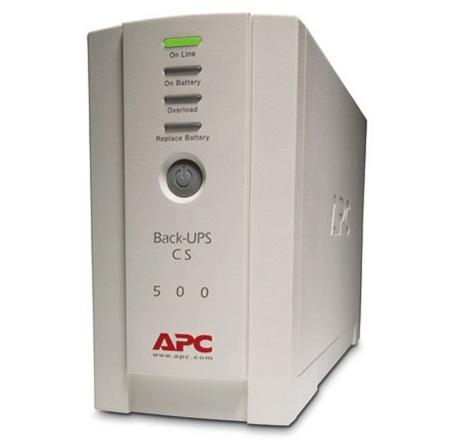 APC Back-UPS 500, 230V 1