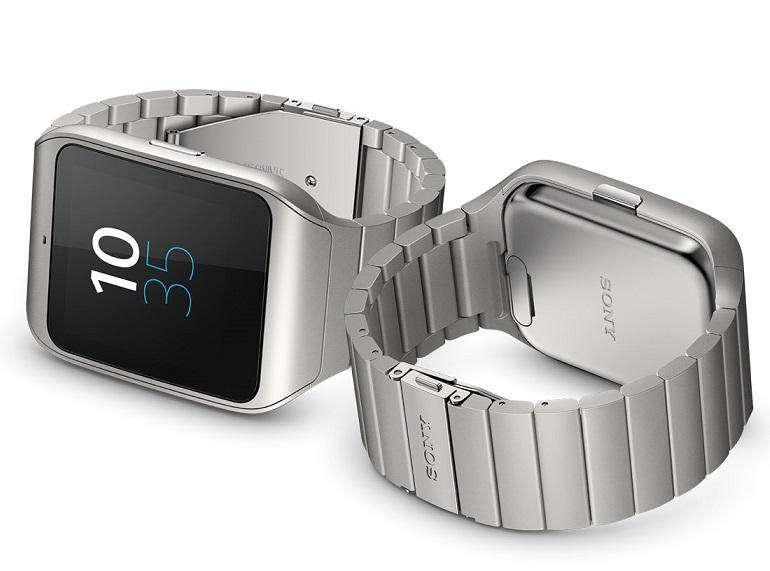 Sony SmartWatch 3 SWR50 часы