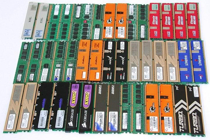 Лучшие производители оперативной памяти для ПК