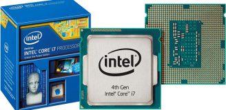Рейтинг лучших процессоров от Intel