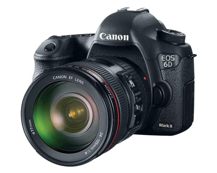 Модель Кенон Canon EOS 6D Mark II Kit