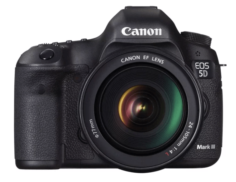 Модель Кенон Canon EOS 5D Mark III Kit