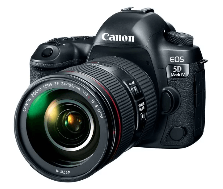 Модель Кенон Canon EOS 5D Mark IV Kit