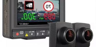 Рейтинг лучших видеорегистраторов с двумя камерами