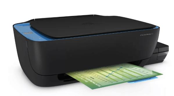 HP Ink Tank Wireless 419 2019