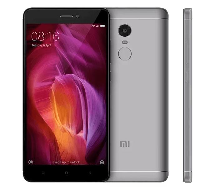10 ядерный Xiaomi Redmi Note 4 3/64GB